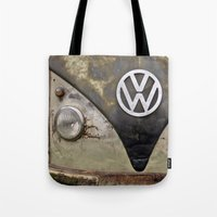 VW Indestructable Tote Bag