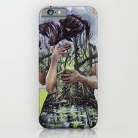 iPhone & iPod Case featuring don't let me go/farewell by Andres Kal