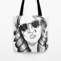 Audrey Gardrel Tote Bag