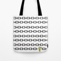 The Legend of Zelda: Linked Tote Bag