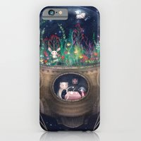 Space Home iPhone 6 Slim Case