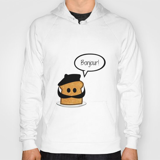 French Toast Hoody