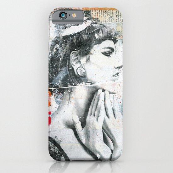 Ces belles mains iPhone & iPod Case