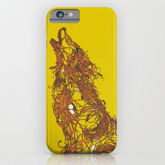 Born To Be Natural iPhone & iPod Case