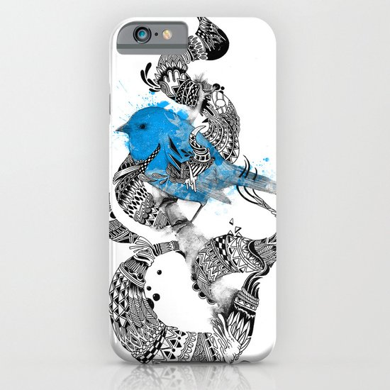 Tweet Your Art. iPhone & iPod Case