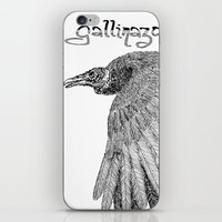 Gallinazo iPhone & iPod Skin
