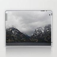 Jenny Lake And The Teton… Laptop & iPad Skin