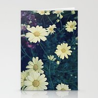 Flowers Polaroid Stationery Cards