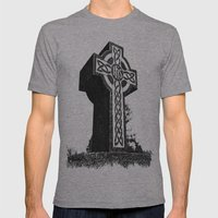 Celtic memorial Mens Fitted Tee Athletic Grey SMALL