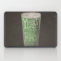 St. Patricks Variation - Yeast is a Fungi iPad Case