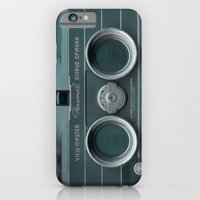 Camera Vintage Stereo  iPhone 6 Slim Case