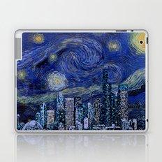 Seattle Starry Night Laptop & iPad Skin