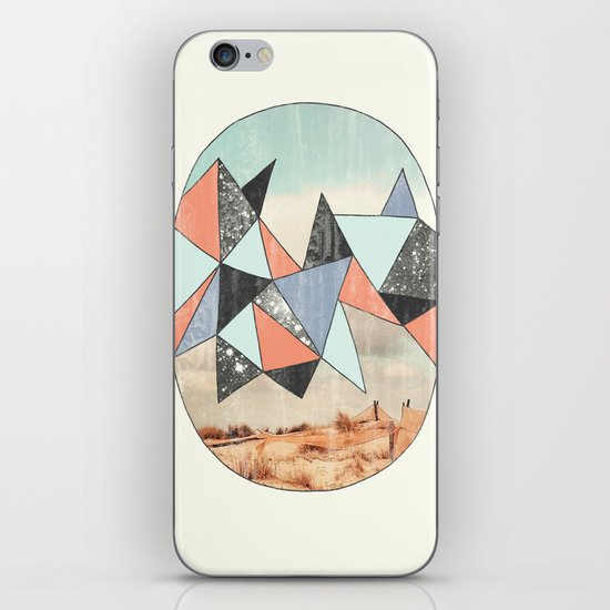 Dry Spell iPhone & iPod Skin