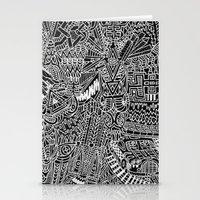 CMJ Music Festival Art 2011 Stationery Cards