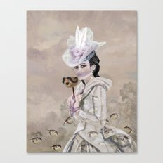 The Chattel Canvas Print