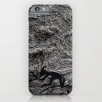 iPhone & iPod Case featuring shadows by Amanda Montague