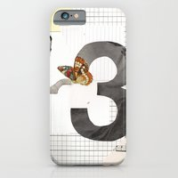3 - Butterfly March iPhone 6 Slim Case
