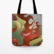 IVY's KISS Tote Bag