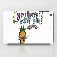 Worthy YOU. iPad Case