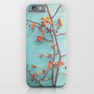 She Hung Her Dreams On B… iPhone 6 Slim Case