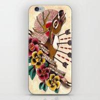 Who Killed Bambi? iPhone & iPod Skin