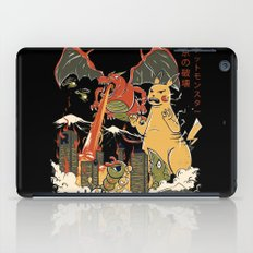 Out Of Control II iPad Case