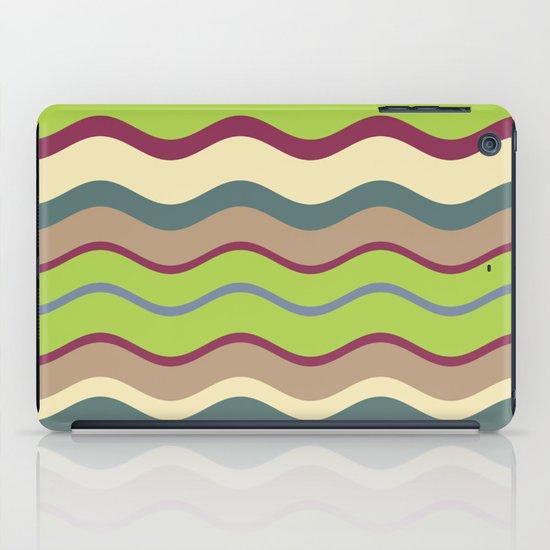 Appley Wave iPad Case