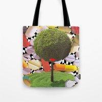 treeism Tote Bag