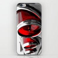 Impala Taillights iPhone & iPod Skin