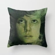 Throw Pillow featuring Ash, Can You Hear Me? As… by Vlad Rodriguez