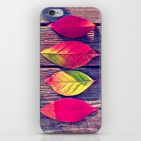 Autumn Leaves - For Ipho… iPhone & iPod Skin