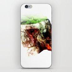 Open Skull iPhone & iPod Skin