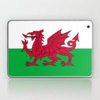National Flag Of Wales -… Laptop & iPad Skin