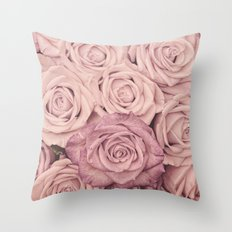Some people grumble  Throw Pillow
