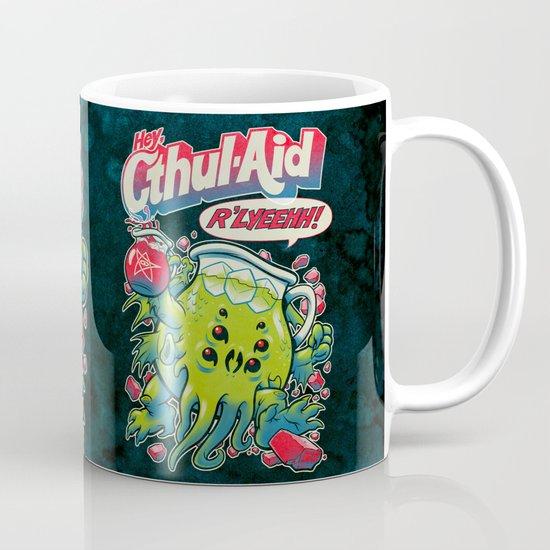 CTHUL-AID Mug