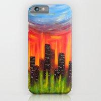 City Of Fire iPhone 6 Slim Case