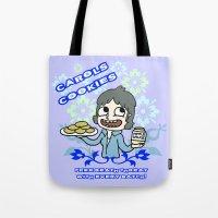 carol's cookies Tote Bag