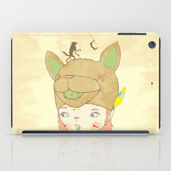 왕좌의 귀환 : RETURN OF THE THRONE iPad Case