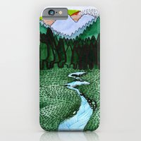 iPhone & iPod Case featuring Landscapes / Nr. 2 by dorc