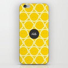 Hello Pets no.1 iPhone & iPod Skin