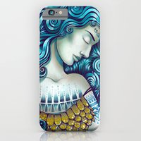 Calypso Sleeps iPhone 6 Slim Case