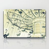 I can touch the sky iPad Case