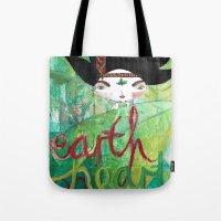 Eart(H)eart Tote Bag