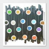 Chaord #1 Canvas Print