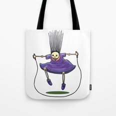 Jumprope Girl Tote Bag