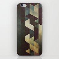 sylf myyd iPhone & iPod Skin