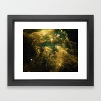 To The Stars Framed Art Print
