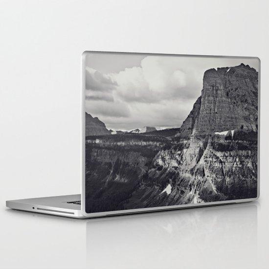 Morning Mountain Drive Laptop & iPad Skin