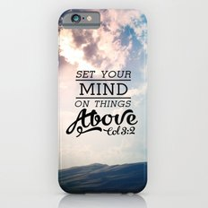 THINGS ABOVE iPhone 6 Slim Case