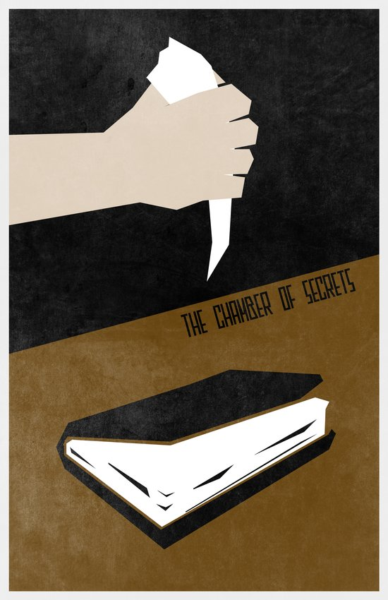 The Chamber of Secrets (The Boy Who Lived 2 of 8) Art Print